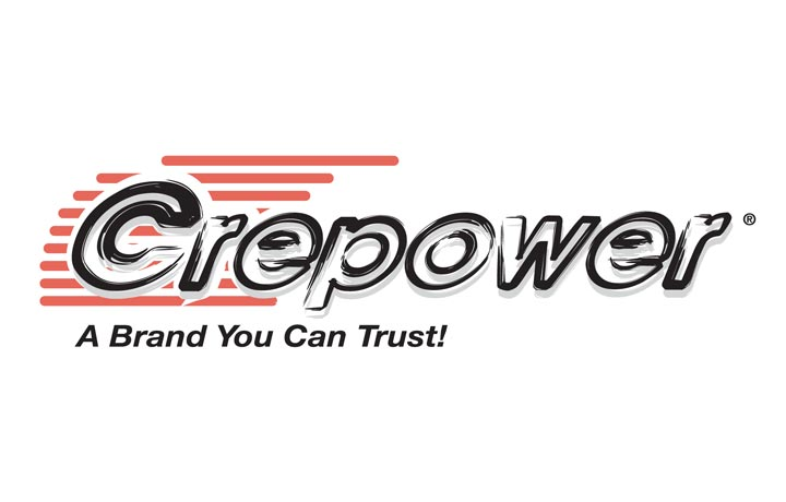 We Design Logos like the Crepower Logo